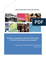 Worker Cooperatives for New York City: