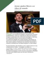 Como o Autismo Ajudou Messi a Se Tornar o Melhor Do Mundo