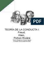 17 Freud, Klein, Pichon
