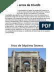 5 Ejemplos de Arte Romano
