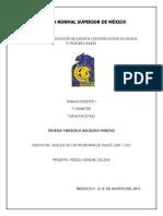 Comparacion Del Plan de Estudios 2006 2011