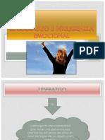 Diapositiva Liderazgo e Inteligencia Emocional