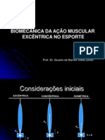 Acao Muscular Excentrica