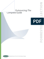 Offshore Outsourcing - The Complete Guide (Forrester)