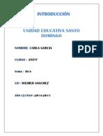 Unidad Educativa Santo Domingo