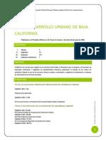 Analisis de La Ley de Desarrollo Urbano