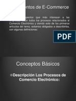 Conceptos Basicos E-Commerce