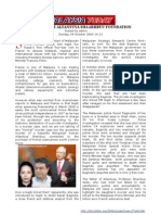 Altantuya Statement-Najib's France Visit