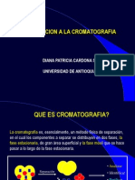 Cromatografia Generalidades NR