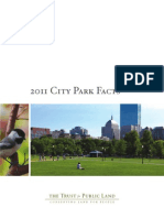 2011 City Park Facts