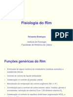 Aula de Fisiologia Renal