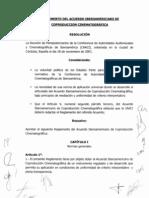 12-Reglamento Del Acuerdo Iberoamericano de Coproduccion