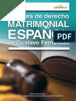 Derecho Matrimonial Espanol