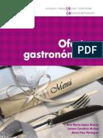 Ofertas gastronomicas (Paraninfo)