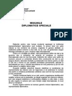 Misiunile Diplomatice Speciale