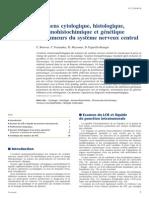 Examens Cytologique, Histologique, Des Tm Du Snc