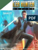 Trancer Hunter Magazine Issue 1