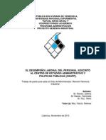 tesis del desempeño laboral 2013 (1)