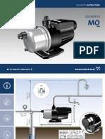 Grundfos MQ - Instructions
