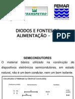 UE 1.0 - DIODOS E FONTES DE ALIMENTAÇÃO