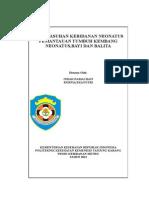 Pemantauan Tumbuh Kembang Neonatus, Bayi Dan Balita