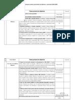 Proiecte de Diploma MR 2004-2005