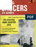 UFOs IN OUTER SPACE (THE ASTRONAUTS REPORT), By John A.Keel
