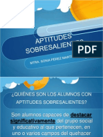 Aptitudes Sobresalientes2014