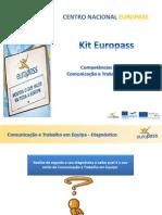 8. Kit Europass Comunica o e Trabalho
