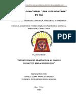 Plan de Camilo Angulo-yessenia Herrera