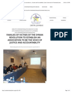 Families of Victims of the Syrian Revolution to establish an association to be the voice of Justice and Accountability | Syrian Commission for Transitional Justice.pdf