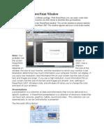 powerpoint 2007 presentaion tutorial