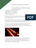 El Hierro y La Metalurgia Del Hierro