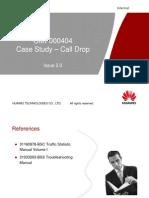 2G Call Drop Analysis
