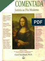 arte comentada, da pré-história ao pós-moderno