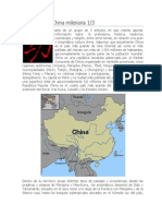 La China Milenaria