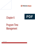 Program Time Management