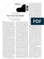 The Televisionary
