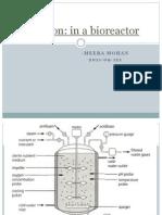 Aeration in fermentation