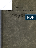 To the American Indian by Mrs. Lucy Thompson