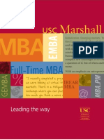MBA Viewbook 2011 2012 Final