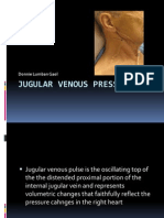 JVP Examination for GP
