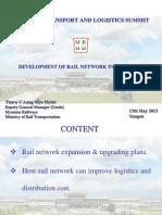 My Anma Railways