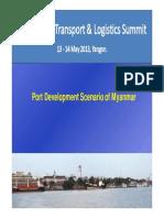 Myanmar Port