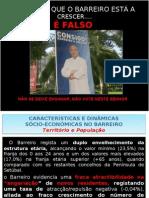 O QUE A CDU DIZ É FALSO...