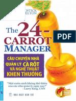 Cau Chuyen Nha Quan Ly Carot Va Nghe Thuat Khen Thuong