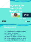 Control Roedores