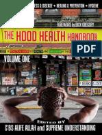 The Hood Health Handbook, Volume 1