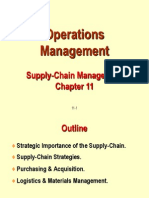 Chapter 11 of Operations Management by heizer and render
