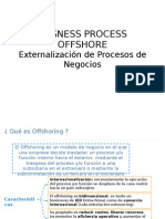 Busness Process Offshore